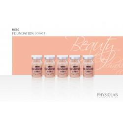 Physiolab Meso Foundation CAMO 1 X10 6,8gr