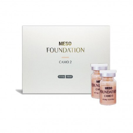 Physiolab Meso Foundation CAMO 1 X10 6,8gr