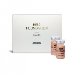 Physiolab Meso Foundation CAMO 3 X10 6,8gr