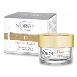 Norel Pearls and Gold Crème...