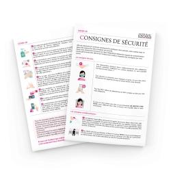 Consignes de Sécurité COVID-19
