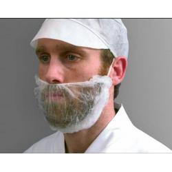 Masque cache barbe à usage...