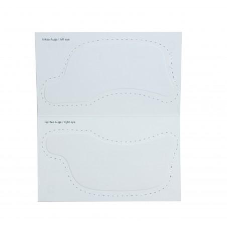 Patch silicone réutilisable contenu